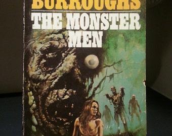 Edgar Rice Burroughs The Monster Men