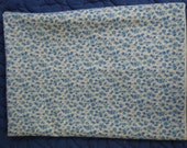 Fabric: Cotton Classic blue floral fabric-3 yards