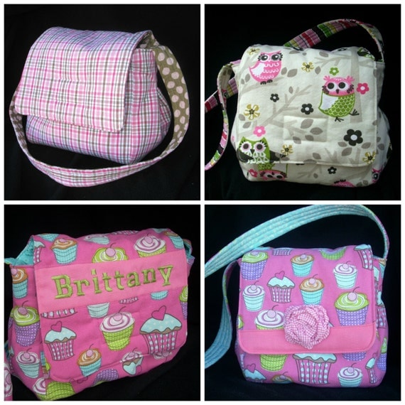 Pdf Pattern Doll Diaper Bag
