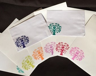 Tree Of Love Letter/Writing Set *NEW*