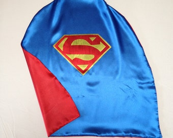 1 SUPERHERO Cape Only superhero you decide  great Birthday Party Gifts