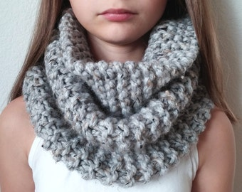 Knit Chunky Cowl - Snood - THE OUTLANDER - More colors available