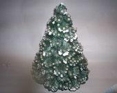 "13""  light up christmas tree all new last one"