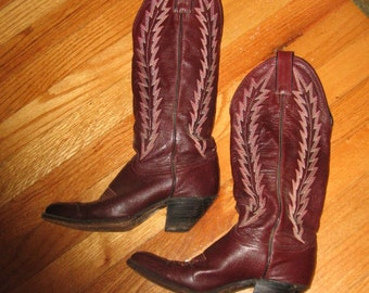 WESTERN COWBOY BOOTS Abilene Womens' Cowgirl Boots