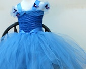 Cinderella Dress- Disney Princess Dress - New Cinderella Blue princess costume - Princess Dress - Blue Dress Cinderella - Costume Cinderella