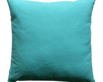 Turquoise Pillows Etsy