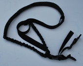Paracord Single Point Gun Sling - Touch of Gray 550 Paracord