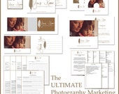 The Ultimate Photography Marketing Set - ON SALE - Forms/Templates/More