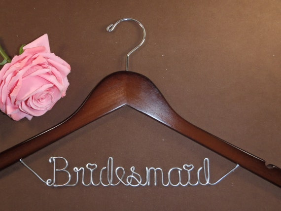 Hanger One Line for your wedding pictures, Personalized custom bridal hanger, brides hanger, Bridal Hanger, Wedding hanger, Bridal