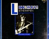 Link Wray and the Raymen, Rock' n Roll' N Rumble... vinyl LP