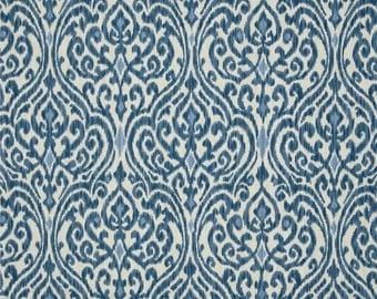 Two  26 x 26  Custom Designer Decorative Pillow Covers  - Ikat Damask