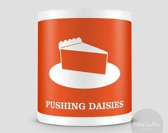 Pushing Daisies mug (Made to order)