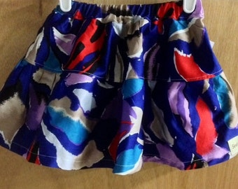 Tiered Skirt, 3t