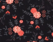 Valentine Day - Table for Two Fabric Collection - Tuxedo 17757.14 by Sandy Gervais for Moda Fabrics - 1 Yard