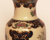 Gorgeous Small Vintage Vase Elegant Shape and Design