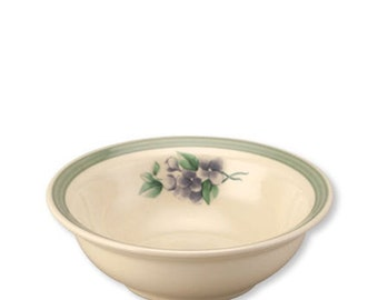 1991 Pfalzgraff Garden Party Soup Bowl 12 oz