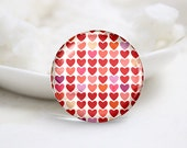 10mm 12mm 14mm 16mm 18mm 20mm 25mm 30mm Handmade  Photo Glass Cabochons Cover-Heart (P1068)