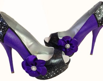 Clearance - Women's Peep Toe Pumps In Any Color!