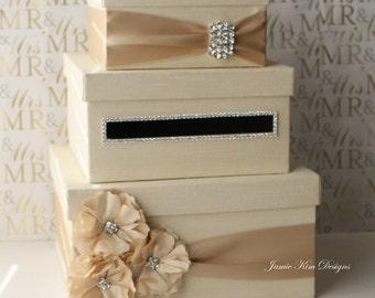 Wedding Card Box, Money Box, Gift Card Holder - Custom Made