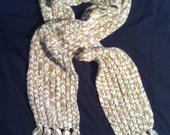 Elegant Knit Chunky Comfy warm extra long Wool Acrylic yarn Scarf