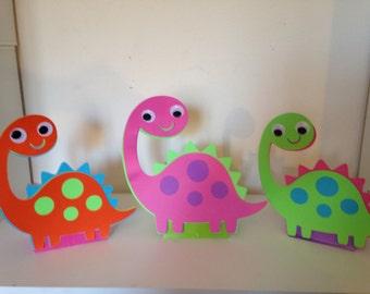 Dinosaur Party Centerpiece