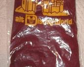 1980's Vintage Magic Kingdom Walt Disney World T-Shirt Sealed