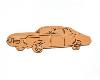 Vintage WISC-R, IQ, intelligence test for Children, car puzzle,  from Elizabeth Rosen