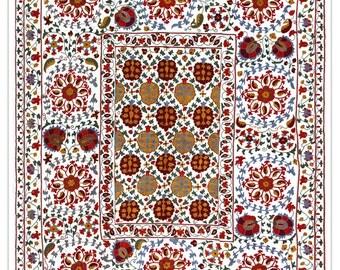Handmade Modern Suzani L1097