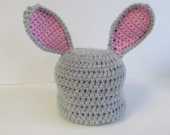 Custom Made Bunny Hat