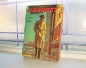 Dragnet Vintage 1957 Book Case Stories From The Television Series