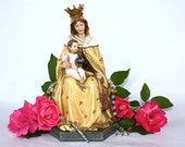 "10 Blank Greeting Cards ""Our Lady of Mount Carmel"""