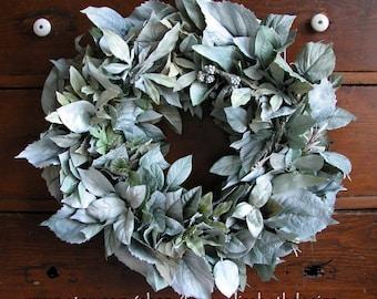 Wedding Wreath FREE SHIPPING- Wreaths- White Wreaths- Door Wreaths--Wreaths- Spring Wreaths- Decorative Wreath