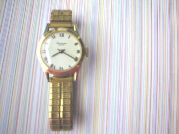 Vintage Men S Lucerne Electra Watch Wind Up Watch