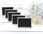 Rustic chalkboard signs, table numbers, wedding signs, rustic weddings- custom your colors