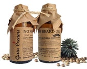 No nonsense - Beard Oil 30ml 100% Organic Vegan and Ethical Freshly crafted-to-order