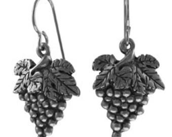 Grape Earrings - LT370
