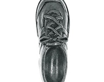 Sneaker Lapel Pin - CC224- Running and Marathon Pins- Charity Walks and Walk a thon Lapel Pins