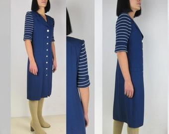 SONIA RYKIEL French Riviera Vintage Dress