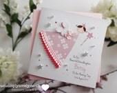 Beautiful Fairy Handmade Card