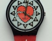 Swiss Swatch Watch Trash 1994 Originals Gent GB154