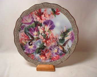 Shimmering Moment by Janene Grende from The Whipering Wings Collection Plate