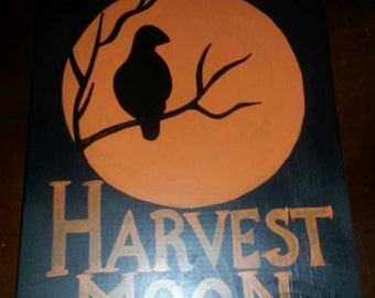 Harvest Moon sign