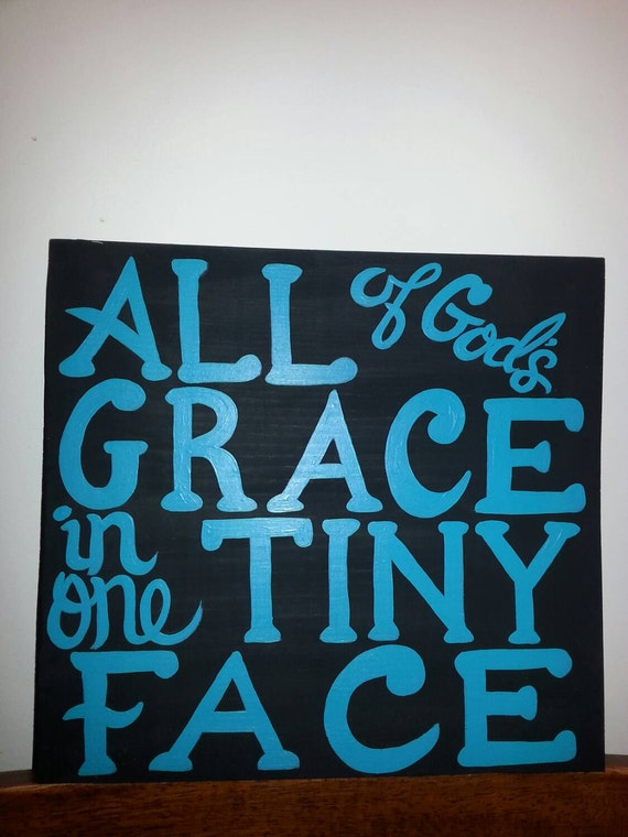 All of Gods Grace - sign