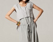 women's dresses Blouse Dress Cotton Dress Summer Dress Tunic Dress