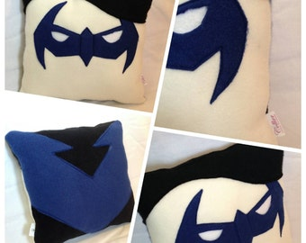 Robin Boy Wonder Hero Character Pillow