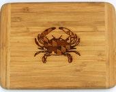 Maryland Crab Cutting Board