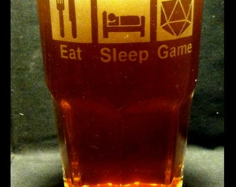 Eat.  Sleep.  Game.