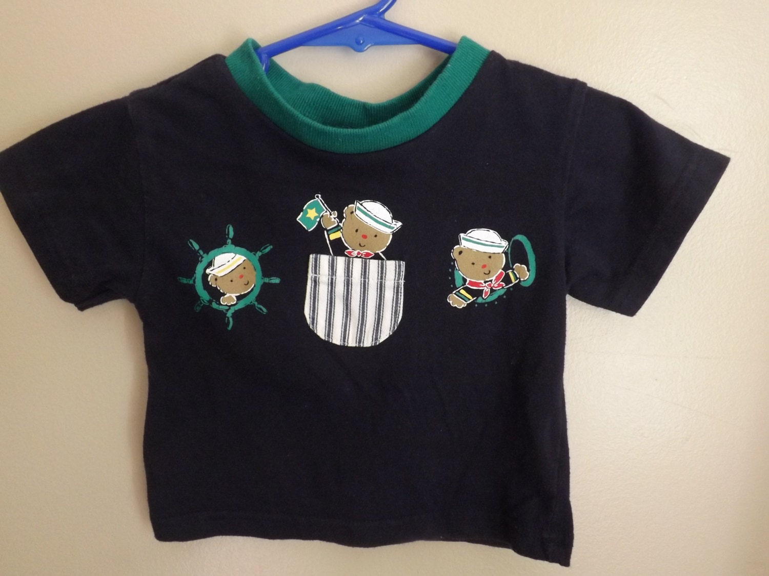 Kids Clothes Nautical Baby Shirt Baby Boy by