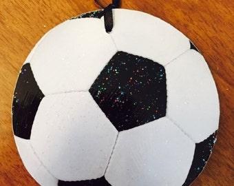 Soccer Ball ornament -free personalization