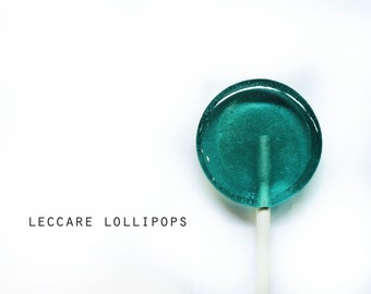 12 Hard Candy Lollipops // Cotton Candy // Blue or Pink // Baby Showers // Fall Wedding Favor // Summer Wedding